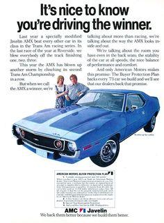 1973 AMC Javelin AMX, a great muscle...now a Mopar heh-heh.