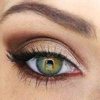 Come abbinare make up makeup green eyes. Hair Colour For Green Eyes, Eyeshadow For Green Eyes, Eyeshadow Looks, Blonde Green Eyes, Black Hair Green Eyes, Natural Eyeshadow, Hair Colors, Make Up Yeux, Eye Color Chart