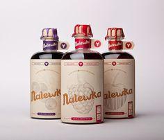 Packed Design - Embalagens com muito design.: Nalewka