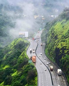 "Indian Travellers🇮🇳 on Instagram: ""A paradise for road trippers.. . mumbai-pune expressway maharashtra, India . Picture by : @rakesh.rranjan . . . Don't forget to follow 👉…"""