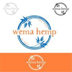 Custom logo for an online hemp retailer based in Los Angeles, a Logo project on crowdspring Custom Logo Design, Custom Logos, Graphic Design, Great Logos, Hemp, Feel Good, Crowd, Trust, Strong