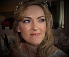 Todays Brides soft make up