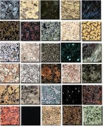 Different Granite Countertops Colors For Kitchen I Like Either Or Or