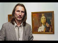 Грустные ангелы художника Александра Антонюка
