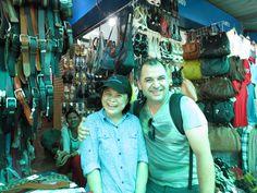 Las gorras de Next triunfan por Camboya!!