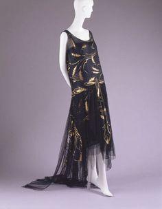 Evening Dress | c. 1