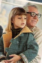 Cary Grant and Jennifer Grant