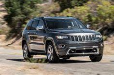 2014 Jeep Cherokee Overland