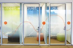 GlaxoSmithKline US Headquarters Environmental Graphics - Graphis