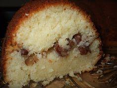Dans les casseroles de GG: Gâteau à la crème sure