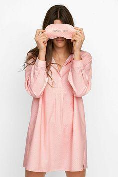 Bonne Nuit by The Sleep Shirt x Rebecca Bree