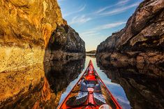 Adventure photographer Tomasz Furmanek documents some of the most stunning natural beauty in the world, all from the seat of his kayak. From the spectacular Lofoten Islands to the serene Sotra, for the past three years the 41-year-old photographer has been capturing images of the remarkable fjords and waterways running throughout Norway. Originally from Poland, …
