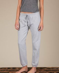 5ab4a48b4beedf $24 Amazon.com: Alternative Ladies Vintage Sweatpant - HEATHER GREY - S:  Clothing