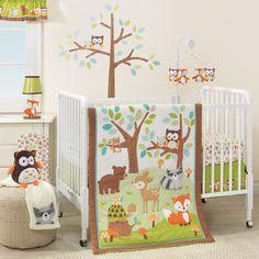 Kids Line Lion King 7 Piece Crib Bedding Set Kids Line
