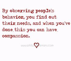 What are your needs? #quote #needs #compassion