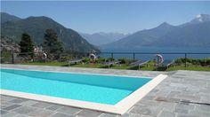 Awesome pool with splendid views of Menaggio & Lake Como, Italy