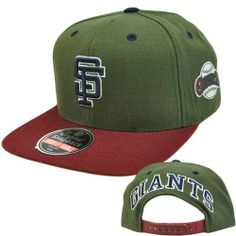 MLB American Needle Blockhead Earthtone Snapback Hat Cap San Francisco Giants by American Needle. Save 17 Off!. $24.95. Snap Back. Official Licensed Product. Brand New Item with Tags. 80% Acrylic 20% Wool. Adjustable. This is Original American Needle snapback features a 3D High Definition team logo embroidered on front panel, a alternative team logo embroidered on left side panel, and Large team name embroidered on back panel. Adjustable plastic snapback closure. Green underbri...