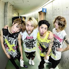 One ok rock One Ok Rock, Takahiro Moriuchi, Saitama Super Arena, Pretty Boys, Rock Bands, T Shirts For Women, Rook, Idea Rock, Wakayama