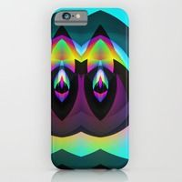 iPhone & iPod Case featuring BLACK AND BRIGHT by ARTDROID $35.00