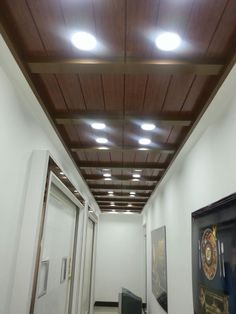 Pvc Wall Panels, Ceiling Panels, Ceiling Lights, Color Change, Track Lighting, Globe, India, Colour, Gallery