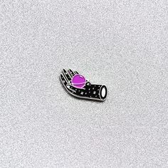 Starry Hand Lapel Pin