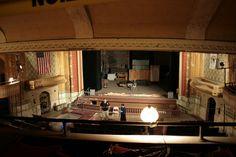 All sizes   Fischer Theatre, Danville Illinois, October 09, 2009 042, via Flickr.