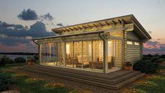 Log Cabins and Saunas | Honka USA