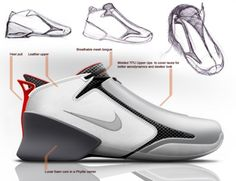 Footwear Designs by Rob Williams