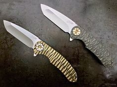 Beauty and the Beast      Curtiss Knives