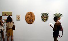 Tooco - Exhibition at Causey Contemporary Gallery - New York   #Tooco #installation