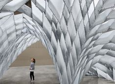 Gallery - SXSW Features Parametric Vault Designed by OTA+ and UT Students - 1
