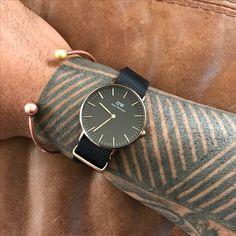 896ab542d8cf Daniel Wellington classic black Cornwall watch. Apply discount code unamia  to receive 15% discount