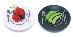 plate-plate by duncan shotton at designboom mart tokyo 2013 - designboom | architecture