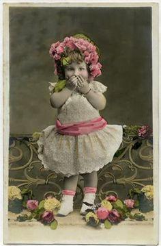 OOPS! Free Vintage Postacard Printable Clipart