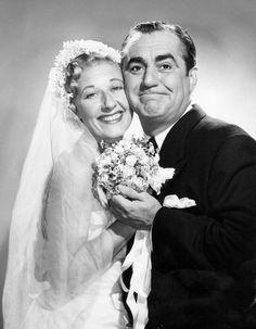 "Jim Backus & Joan Davis...""I Married Joan"""