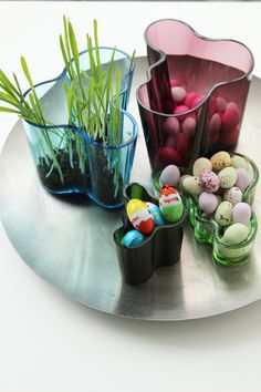 MATERIAN TAJU Seasonal Decor, Holiday Decor, Alvar Aalto, Happy Easter, Home Deco, Serving Bowls, Gardening, Interiors, Dishes