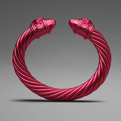 Want a chance to order a bright color aluminum David Yurman cable bracelet before anyone else? We've got the details!