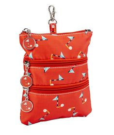 Check out our Pin High Sydney Love Ladies Golf Clip on Accessory Pouch! Find the best golf gear and accessories at Lori's Golf Shoppe. Click through now to see this!