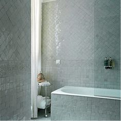 Link Love | 11+ images of bathrooms bathed in beautiful tile — DESIGNED w/ Carla Aston