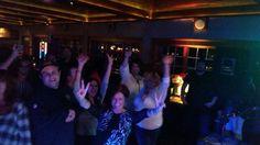 Last weekend Saturday Night Oct 24th @JimmySeas in Green Bay. WI