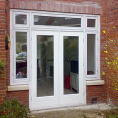 Rear Extension, Extension Ideas, Patio Doors, French Doors, Greenery, Master Bedroom, Windows, Container Homes, Home Decor