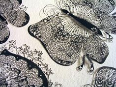 Hina Aoyama - Amazing paper cutting artwork done with a simple pair of scissors.