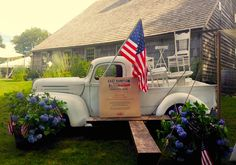 Ralph Lauren has been proud to be a part of the annual East Hampton Historical Society Antiques Show at Mulford Farm, which is currently undergoing a restoration project thanks to a partnership between Ralph Lauren with the East Hampton Historical Society.