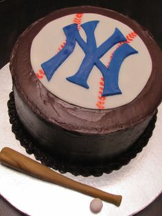 yankees birthday cake