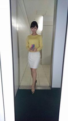 7時から! Waist Skirt, High Waisted Skirt, Skirts, Women, Fashion, Moda, High Waist Skirt, Fashion Styles, Skirt