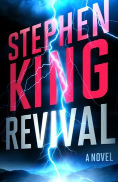 Official US cover for Stephen King's REVIVAL, to be published by @Matt Scribner Books  in november !