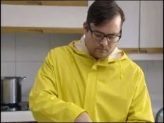 Great (and funny!) video from USDA Food Safety -- keep your kitchen clean to prevent the spread of bacteria