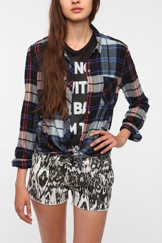 BDG Flannel Shirt  #UrbanOutfitters