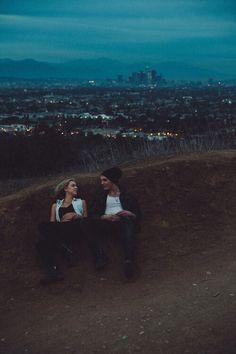 Her+Him/  Long,  deep conversations deep into the night.