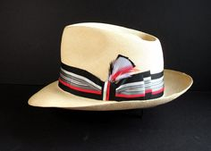 Custom Panama Hat Made by Gomez Hat Company